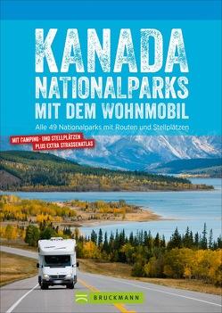 Kanada Nationalparks mit dem Wohnmobil
