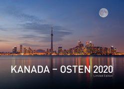 Kanada – Osten Exklusivkalender 2020 (Limited Edition) von Heeb,  Christian