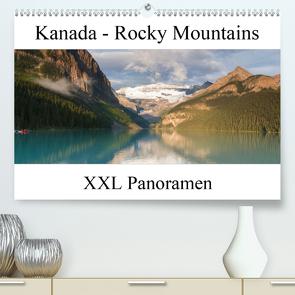 Kanada – Rocky Mountains – XXL Panoramen (Premium, hochwertiger DIN A2 Wandkalender 2020, Kunstdruck in Hochglanz) von Schonnop,  Juergen