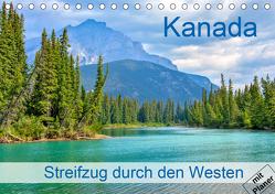 Kanada – Streifzug durch den Westen (Tischkalender 2020 DIN A5 quer) von Plastron Pictures,  Lost