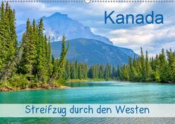 Kanada – Streifzug durch den Westen (Wandkalender 2019 DIN A2 quer) von Plastron Pictures,  Lost