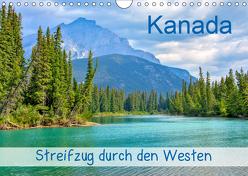 Kanada – Streifzug durch den Westen (Wandkalender 2019 DIN A4 quer) von Plastron Pictures,  Lost