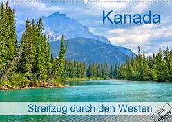 Kanada – Streifzug durch den Westen (Wandkalender 2020 DIN A2 quer) von Plastron Pictures,  Lost