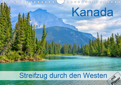 Kanada – Streifzug durch den Westen (Wandkalender 2020 DIN A4 quer) von Plastron Pictures,  Lost