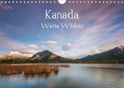Kanada – Weite WildnisAT-Version (Wandkalender 2019 DIN A4 quer) von Jordan,  Sonja