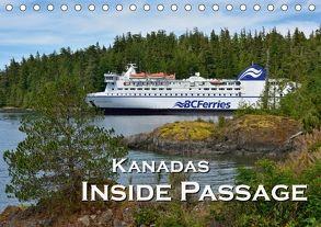 Kanadas Inside Passage (Tischkalender 2018 DIN A5 quer) von Wilczek,  Dieter-M.