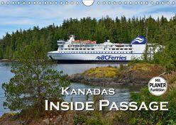 Kanadas Inside Passage (Wandkalender 2019 DIN A4 quer) von Wilczek,  Dieter-M.