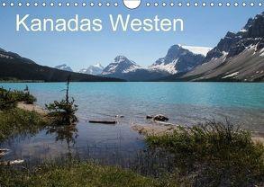 Kanadas Westen 2018 (Wandkalender 2018 DIN A4 quer) von Zimmermann,  Frank