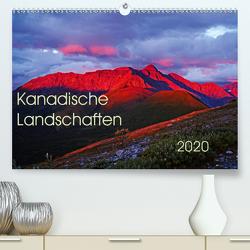 Kanadische Landschaften 2020 (Premium, hochwertiger DIN A2 Wandkalender 2020, Kunstdruck in Hochglanz) von Schug,  Stefan
