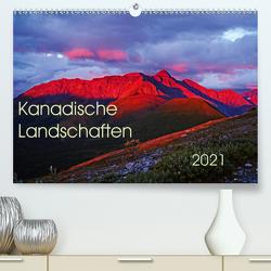 Kanadische Landschaften 2021 (Premium, hochwertiger DIN A2 Wandkalender 2021, Kunstdruck in Hochglanz) von Schug,  Stefan