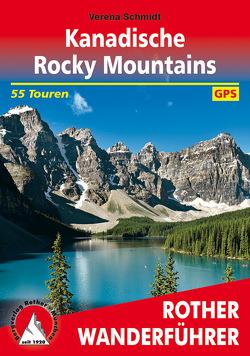 Kanadische Rocky Mountains von Schmidt,  Verena