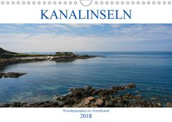 Kanalinseln – Wanderparadies im Ärmelkanal (Wandkalender 2018 DIN A4 quer) von Dippel,  Gabriele