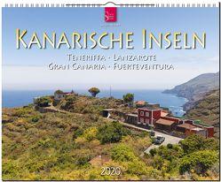 Kanarische Inseln – Teneriffa – Lanzarote – Gran Canaria – Fuerteventura von Richter,  Jürgen