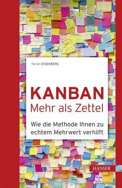 Kanban – mehr als Zettel von Eisenberg,  Florian