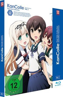 KanColle – Fleet Girls Collection – Blu-ray 1 von Kusakawa,  Keizou