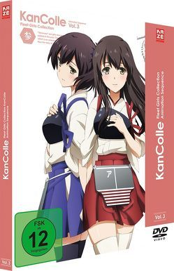 KanColle – Fleet Girls Collection – DVD 3 von Kusakawa,  Keizou