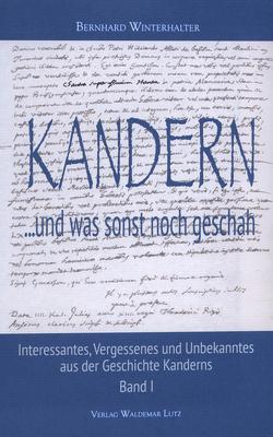 Kandern – und was sonst noch geschah von Winterhalter,  Bernhard