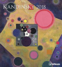 Kandinsky 2018 von Kandinsky,  Wassily
