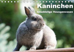 Kaninchen – knuddelige Hausgenossen (Tischkalender 2018 DIN A5 quer) von Verena Scholze,  Fotodesign