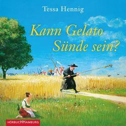 Kann Gelato Sünde sein? von Berlinghof,  Ursula, Hennig,  Tessa