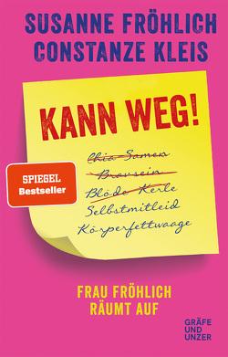 Kann weg! von Froehlich,  Susanne, Kleis,  Constanze