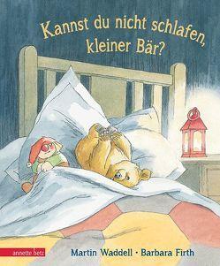 Kannst du nicht schlafen, kleiner Bär? von Firth,  Barbara, Waddell,  Martin, Zwerger,  Regina