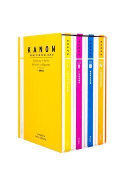 Kanon Kunstgeschichte. Einführung in Werke, Methoden und Epochen von Marek,  Kristin, Schulz,  Martin