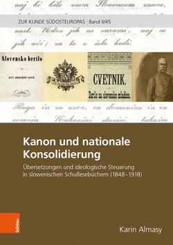 Kanon und nationale Konsoldierung von Almasy,  Karin
