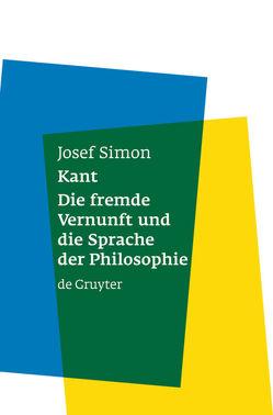 Kant von Simon,  Josef