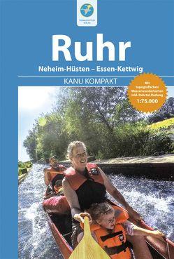 Kanu Kompakt Ruhr von Hennemann,  Michael, Jübermann,  Erhard