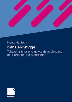 Kanzlei-Knigge von Hanisch,  Horst