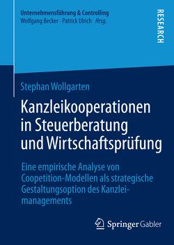 Kanzleikooperationen in Steuerberatung und Wirtschaftsprüfung von Wollgarten,  Stephan