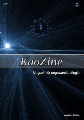 KaoZine – Magazin für angewandte Magie