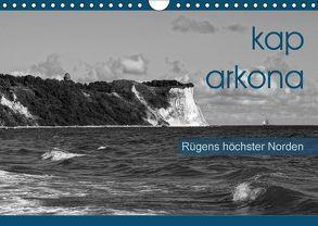 Kap Arkona – Rügens höchster Norden (Wandkalender 2018 DIN A4 quer) von Flori0