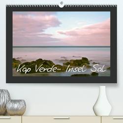 Kap Verde- Insel Sal (Premium, hochwertiger DIN A2 Wandkalender 2021, Kunstdruck in Hochglanz) von Kärcher,  Markus