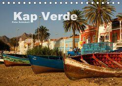 Kap Verde (Tischkalender 2019 DIN A5 quer) von Schickert,  Peter