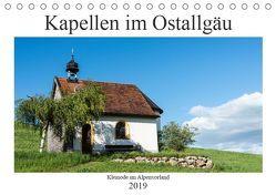 Kapellen im Ostallgäu (Tischkalender 2019 DIN A5 quer) von Foto-FukS