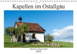 Kapellen im Ostallgäu (Wandkalender 2019 DIN A4 quer) von Foto-FukS