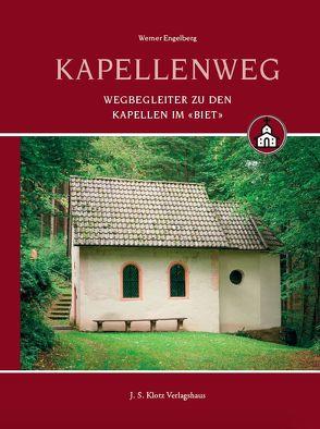 Kapellenweg von Engelberg,  Werner