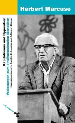 Kapitalismus und Opposition von Doppler,  Lisa, Jansen,  Peter-Erwin, Marcuse,  Herbert, Neupert-Doppler,  Alexander