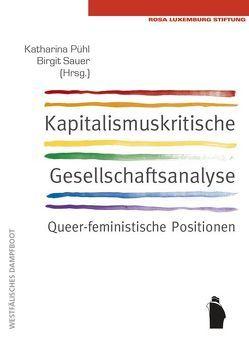 Kapitalismuskritische Gesellschaftsanalyse: queerfeminstische Positionen von Pühl,  Katharina, Sauer,  Birgit