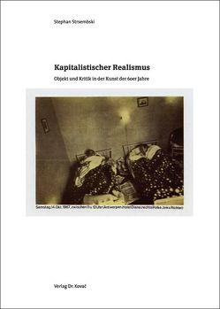 Kapitalistischer Realismus von Strsembski,  Stephan