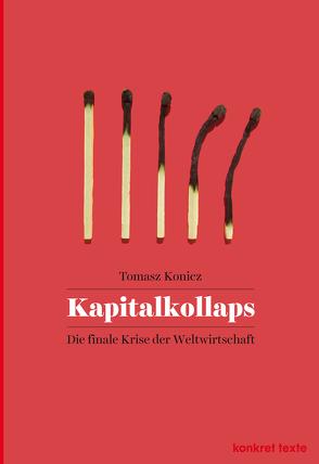 Kapitalkollaps von Konicz,  Tomasz