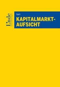 Kapitalmarktaufsicht von Oppitz,  Martin
