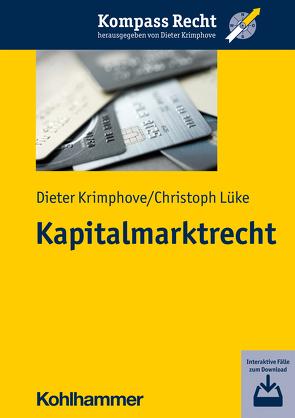 Kapitalmarktrecht von Knops,  Kai-Oliver, Korff,  Niklas, Krimphove,  Dieter
