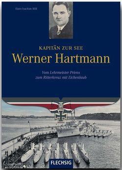 Kapitän zur See Werner Hartmann von Röll,  Hans-Joachim