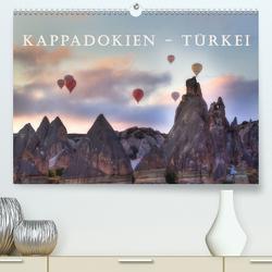 Kappadokien – Türkei (Premium, hochwertiger DIN A2 Wandkalender 2021, Kunstdruck in Hochglanz) von Kruse,  Joana