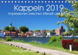 Kappeln 2019. Impressionen zwischen Altstadt und Schlei (Tischkalender 2019 DIN A5 quer) von Lehmann,  Steffani