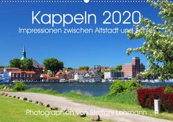 Kappeln 2020. Impressionen zwischen Altstadt und Schlei (Wandkalender 2020 DIN A2 quer) von Lehmann,  Steffani
