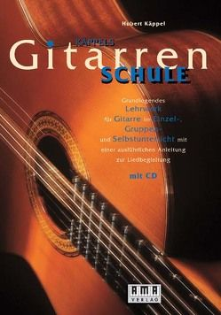 Käppels Gitarrenschule von Käppel,  Hubert